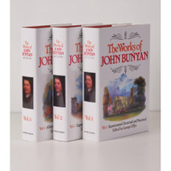 Works of John Bunyan 3 Vol. Set by John Bunyan (Hardcover)