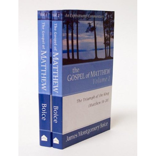 The Gospel of Matthew (An Expository Commentary)