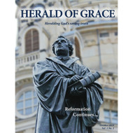 Herald of Grace: Heralding God's saving truth (MAGAZINE)