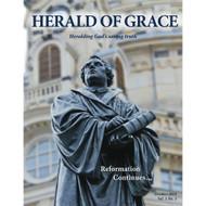 Herald of Grace: Heralding God's saving truth (MAGAZINE)
