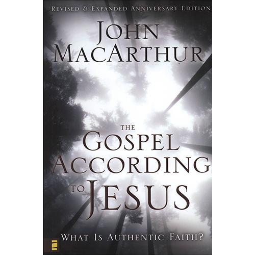 The Gospel According to Jesus by John MacArthur (Hardcover)