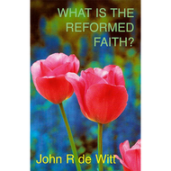 What is the Reformed Faith? by John R. de Witt (Booklet)