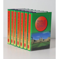 Works of Richard Sibbes, 7 Volume Set by Richard Sibbes (Hardcover)