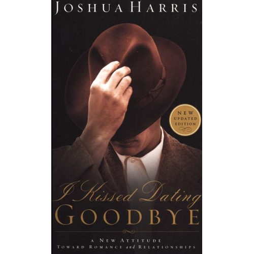 Joshua harris kissed dating goodbye