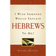 I Wish Someone Would Explain Hebrews to Me by Stuart Olyott (Paperback)