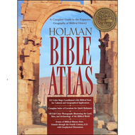 Holman Bible Atlas by Thomas V. Brisco (Hardcover)