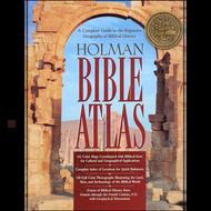 Holman Bible Atlas by Thomas V. Brisco (Hardcover)