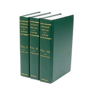 Systematic Theology (3 Volume Set) by Charles Hodge