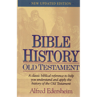 Bible History Old Testament by Alfred Edersheim (Hardcover)
