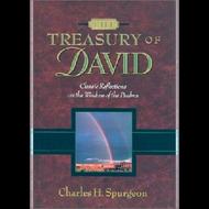The Treasury of David (3 Volume Set) by Charles H. Spurgeon