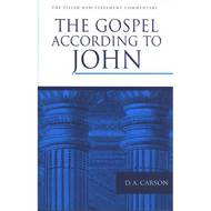 The Gospel According to John by D.A. Carson (Hardcover)