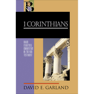 1 Corinthians by David E. Garland (Hardcover)