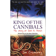 King of the Cannibals by Jim Cromarty (Paperback)