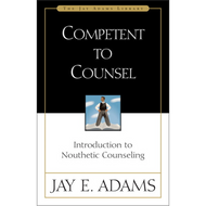 Competent to Counsel  by  Jay E. Adams (Paperback)