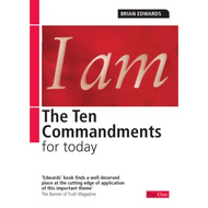 The Ten Commandments for Today by Brian H. Edwards (Paperback)