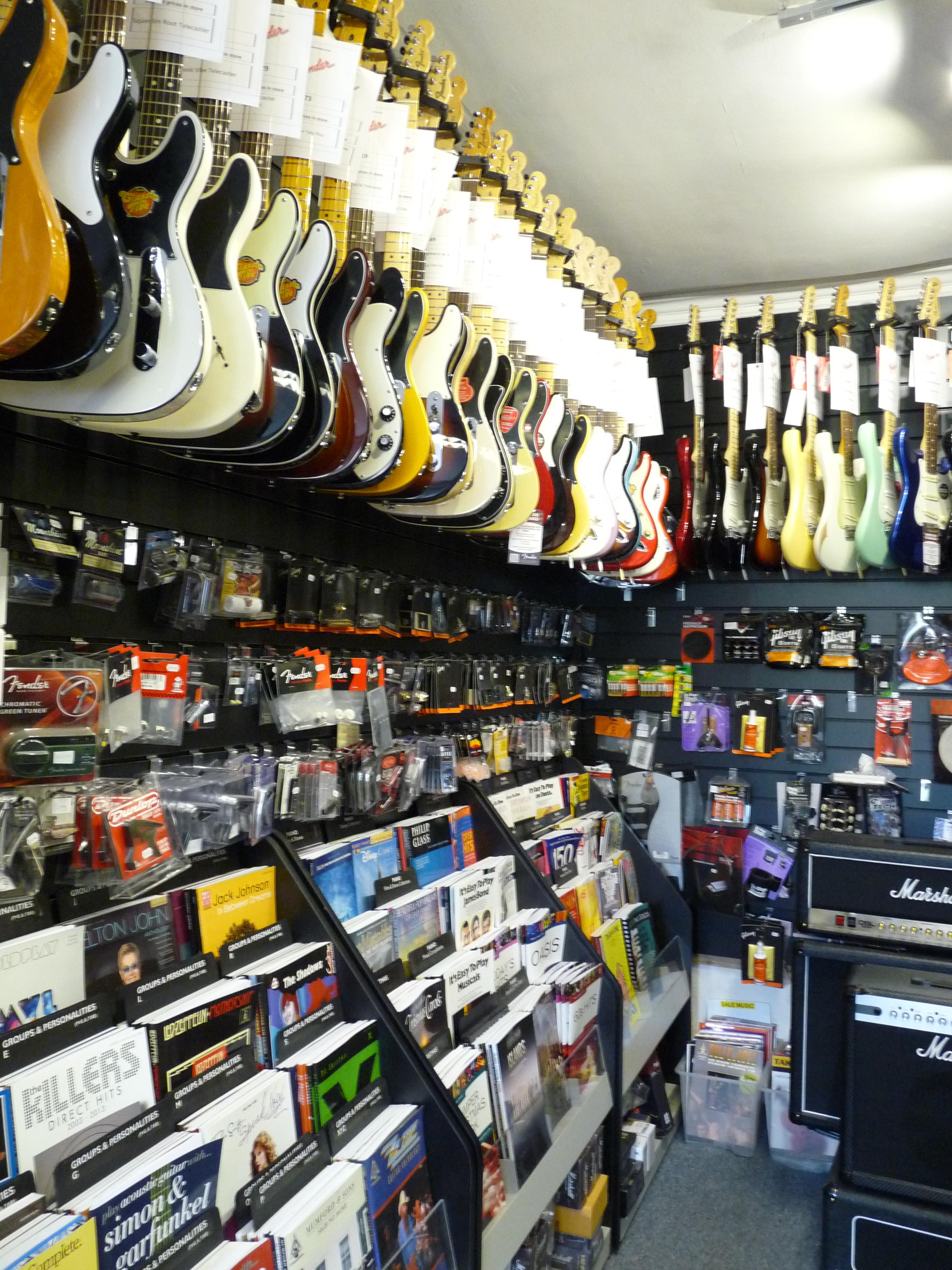 Rainbow Music store 1