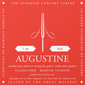 Red Augustine Classical Guitar Strings, Medium tension