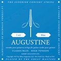 Blue Augustine Classical Guitar Strings, High Tension