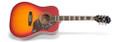 Epiphone Hummingbird Studio electro acoustic guitar