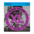 D'Addario EXL120 Nickel Wound Electric Guitar Strings Super Light, 9-42