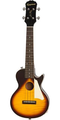 Epiphone Les Paul Electro Acoustic Concert Ukulele Vintage Sunburst