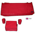 Deluxe Dust Cover Set For Yamaha Tyros  3, 4, 5  ( 61 Key )