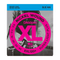 D'Addario EXL120+ Nickel Wound Electreic Guitar Strings, Super Light Plus 9.5-44
