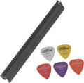 Plectrum Holder For Microphone Stand With Plectrums