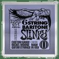 Ernie Ball 6 String Baritone Slinky