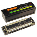 Lee Oskar diatonic harmonica ( Key F sharp )