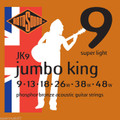 Rotosound K9 Jumbo king Acoustic Guitar Strings (9-48)