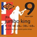 Rotosound K9 Jumbo king Acoustic Guitar Strings (9-48)
