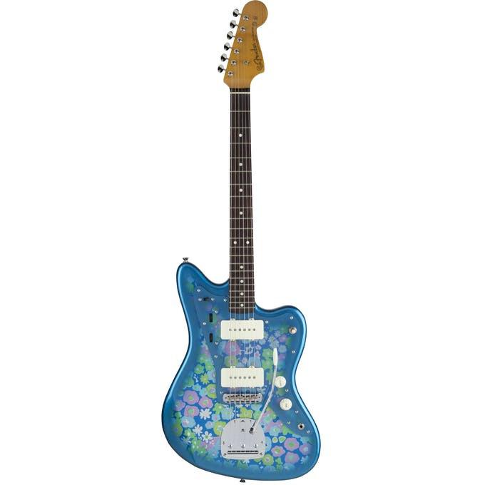 Fender Traditional 60s Jazzmaster Blue Flower