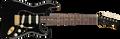 Fender Made In Japan FSR Midnight Stratocaster RW Black