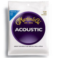 Martin M150 medium gauge bronze wound acoustic guitar string set