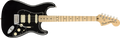 Fender American Performer Strat MN HSS BLK · Electric Guitar