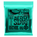 Ernie Ball Not Even Slinky Electric Guitar String Set