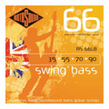 Rotosound 66 Swing Bass Guitar String set - 35-70