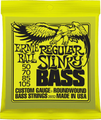 Ernie Ball Regular Slinky Bass Guitar Strings 50 -105