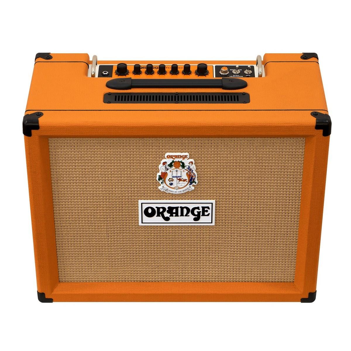 Orange TremLord 30 1x12