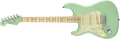 Fender Limited Edition American Pro Strat LH Maple Surf Green