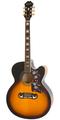 Epiphone EJ200SCE Electro Acoustic Guitar Vintage Sunburst
