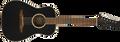 Fender Malibu Special, Pau Ferro Fingerboard, Matte Black w/bag