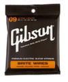 Gibson Brite Wires Premium Electric Guitar String Set 9 Gauge