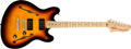 Fender Squier Affinity Series™ Starcaster®, Maple Fingerboard, 3-Color Sunburst