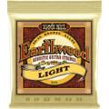 Ernie Ball Earthwood Bronze Acoustic Guitar Strings, Light 11-52 Set