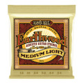Ernie Ball Earthwood  Bronze Acoustic Guitar String Medium/Light Set