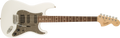 Fender Squier Affinity Series™ Stratocaster® HSS, Laurel Fingerboard, Olympic White