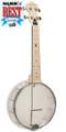 Gold Tone Little Gem (Diamond): See-Through Banjo-Ukulele