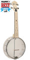 Gold Tone Little Gem (Diamond): See-Through Banjo-Ukulele